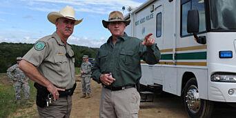 image: Etterforsker militærulykke som kostet ni liv i Texas
