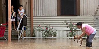 image: Halve USA forbereder seg på uvær. Tornadoer og hetebølge på vei