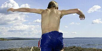 image: Finværet fortsetter, men de sommerligste klærne bør du ta på deg i dag
