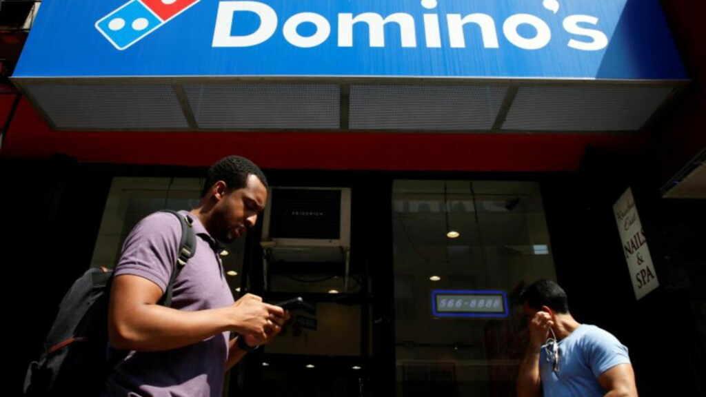 Vil vokse: Domino's Pizza vil nå bli store også i Norge. Foto: Reuters