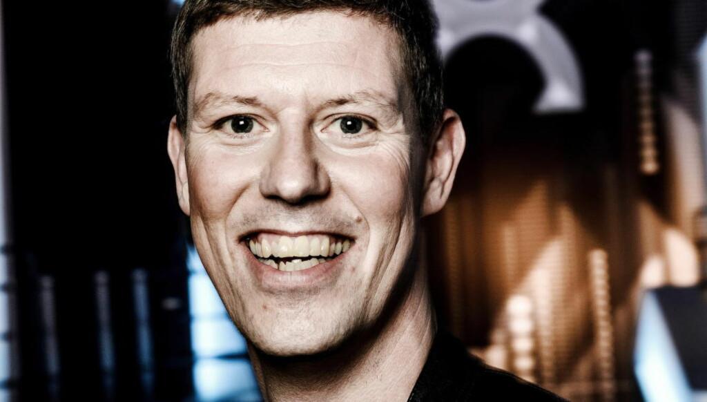 SIER OPP: Fredag ble det kjent at Jan Fredrik Karlsen har valgt å forlate jobben i eventbyrået Playroom. Foto:  John T. Pedersen / Dagbladet