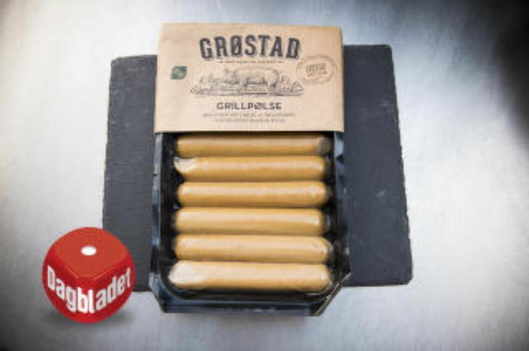 <strong>SKUFFER STORT:</strong> Helbom på krydderbruken, mener våre testere. Foto: ENDRE VELLENE