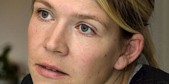 image: Elizabeth var seks år da Scandinavian Star brant: - Pappa reddet livet mitt