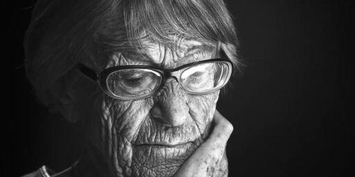 image: Brunhilde Pomsel (105 ) var naziminister Josef Goebbels sekretær: - Han var et svin