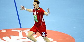 image: Håndballgutta skal spille OL-kvalifisering i Danmark: - Passer oss fint