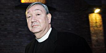 image: Kulturdepartementet: Den katolske kirke brøt loven