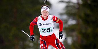 image: Superreserven Håvard Bogetveit (23) sørga for bronse i mixstafetten