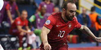 image: O Mágico er verdens beste futsalspiller. Her viser han hvorfor