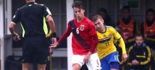 Röslers sønn dropper England - velger Norge