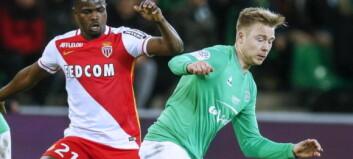Søderlund og Saint-Étienne ett hakk nærmere Champions League