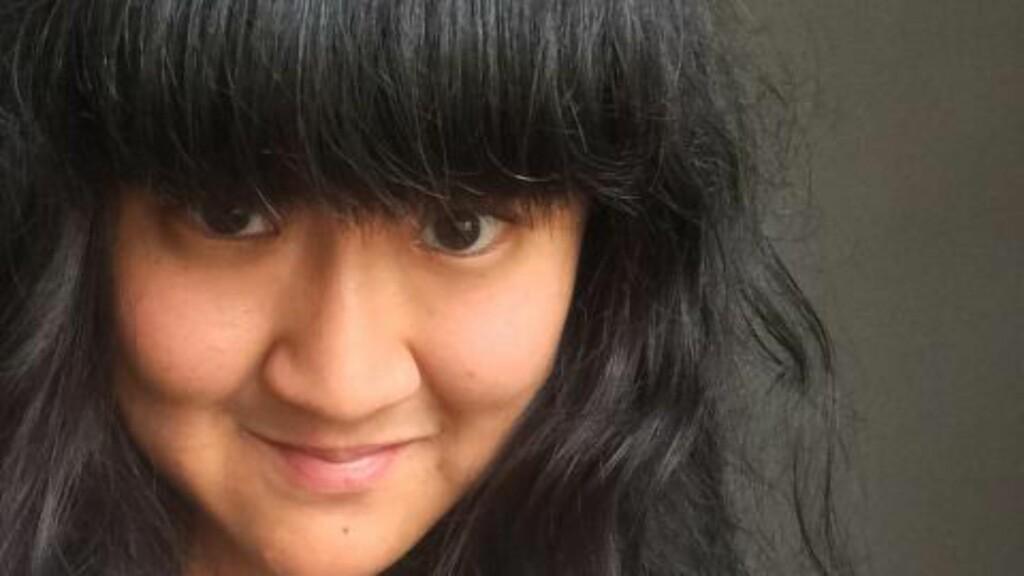 SKAL FORSKE PÅ «SKAM»: Gry Cecilie Rustad er postdoktor ved UiO. Hun forsker nå på innovasjon i tv-serier, hvor hun skal gjøre et eget prosjekt på «Skam». Foto: Privat