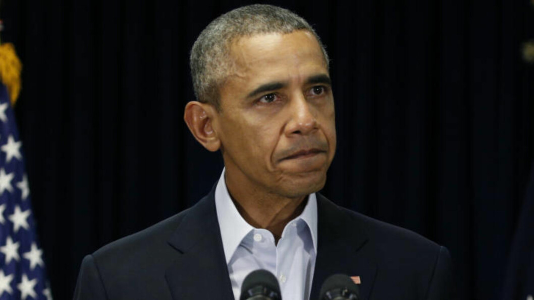<strong>PRESIDENT:</strong> Barack Obama. Foto: REUTERS/Kevin Lamarque