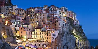 Cinque Terre stenger grensene etter turist nummer 1,5 million
