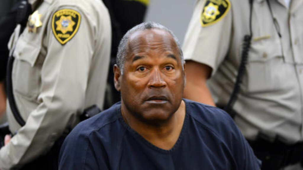 VAKTE OPPSIKT: O.J. Simpson. Foto: AP Photo/Ethan Miller, Pool