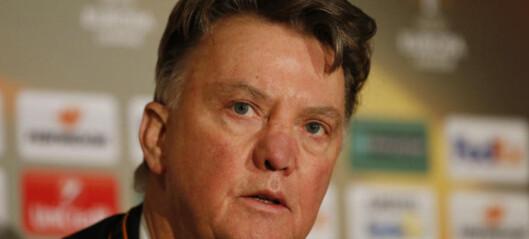 Telegraph: - United freder van Gaal