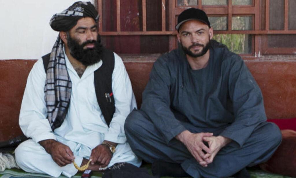 image: Møtte Taliban: - Jeg stolte på at de ikke skulle kidnappe meg