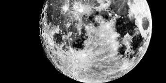 image: Astronauter hørte rar «musikk» fra månens bakside