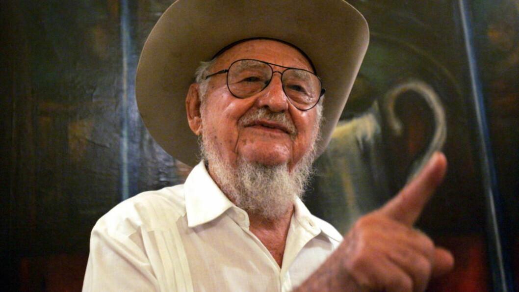 <strong> DØD:</strong>  Ramon Castro, den eldste av Castro-brødrene Raúl og Fidel, er død. Han ble 91 år gammel. Foto: Claudia Deut / Reuters / NTB scanpix.