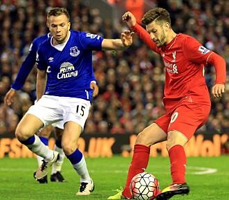 DERBY: Everton gleder seg ikke til å møte Liverpool! Foto: Matt McNulty / JMP / REX / Shutterstock