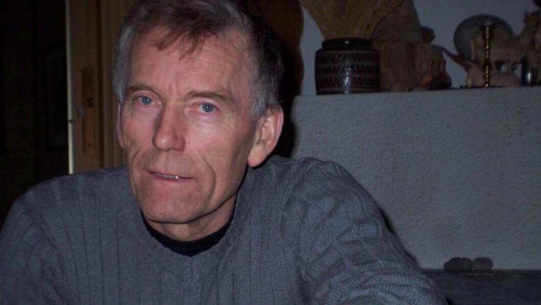 <strong>ANGRENDE SYNDER:</strong> Hans Jørgen Fagereng sier at det ikke lenger er behov for at Odins soldater skal gå i gatene i Rakkestad. Foto: privat