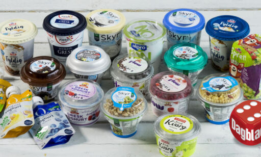 image: Smakstest: De nye yoghurtene