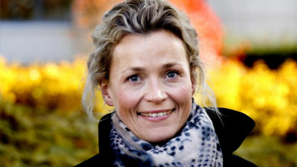 REAGERTE:  Flere seere mente at programleder Ingunn Solheim behandlet Sylvi Listhaug for strengt i programmet Debatten. Foto: Tom A. Kolstad