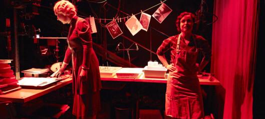Måtte endre teaterforestilling etter klage fra skipsreder