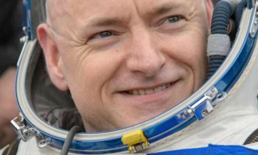 image: Da astronaut Scott Kelly kom tilbake etter ett år i rommet, var han høyere enn tvillingbroren