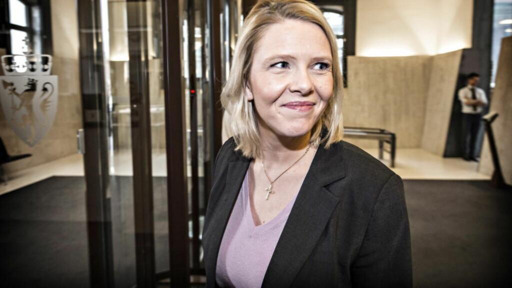 FÆRRE I VENT: Akkurat nå synker køene av asylsøkere til Norge.  Foto: Hans Arne Vedlog  / Dagbladet