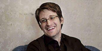 image: Edward Snowden tildeles Ossietzky-prisen