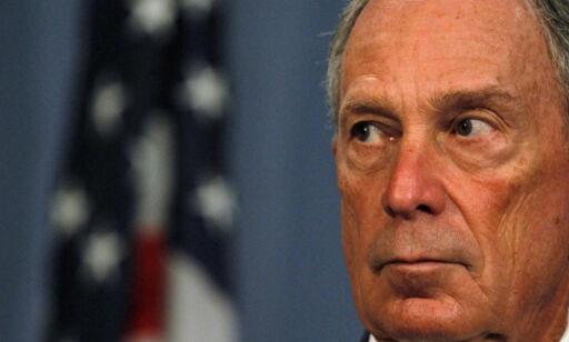 image: Bloomberg skrinlegger presidentforsøk og kommer med stikk til Trump
