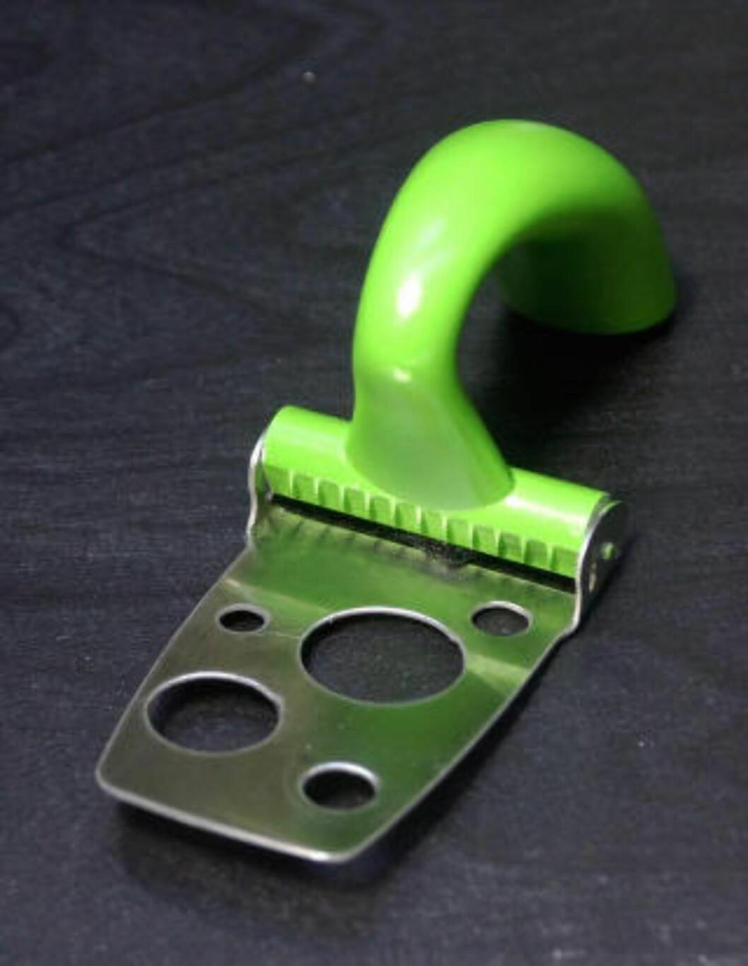 """<strong>VARIANT:</strong> Denne prototypen ble lansert til en konkurranse i 2001. Den har navnet """"Sigbjørn Ostfeller""""  og er laget av Sigbjørn Windingstad. Foto: CORNELIUS POPPE / SCANPIX"""
