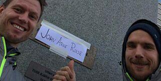 image: Her tøyser de med vond Riise-historie