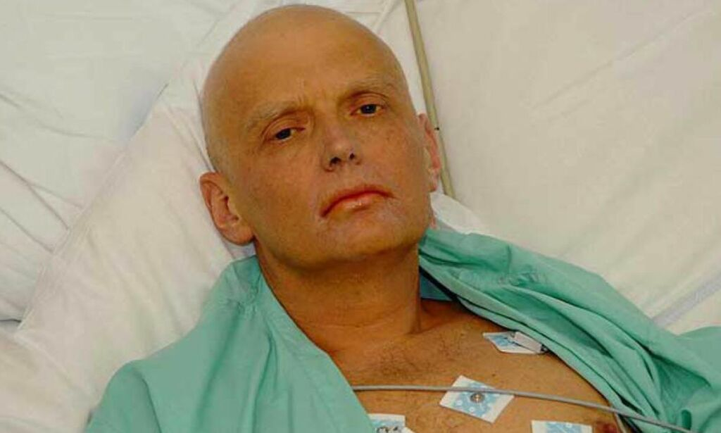 image: Enka til Litvinenko: - Han ble ti år eldre for hver time som gikk