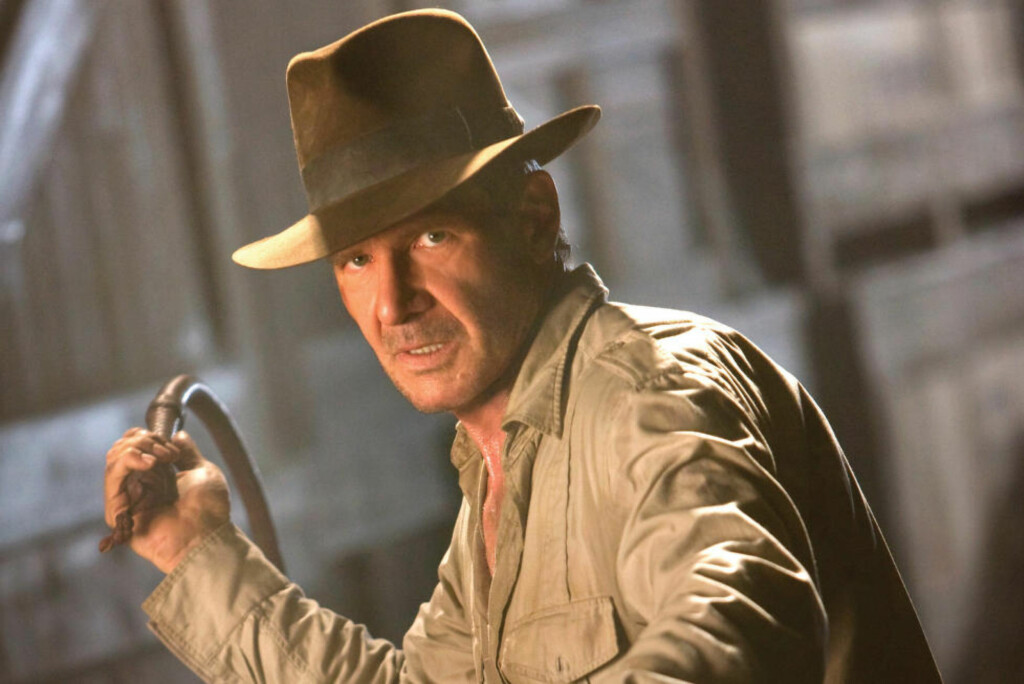 VENDER TILBAKE: Harrison Ford blir nok en gang å se på kino i rollen som Indiana Jones. Foto: United International Pictures