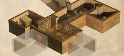 Nå er de sikre på at den 3500 år gamle kongegraven skjuler en stor hemmelighet