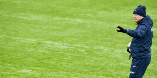 image: Nr 51 på FIFA-rankingen, hva så? Høgmo må levere VM-håp for å beholde jobben inn i 2017