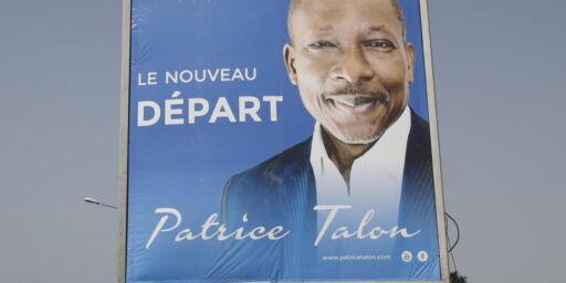 image: «Bomullskongen» overtar som president i Benin