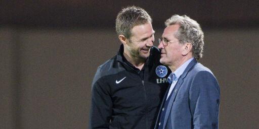 image: - Høgmo er en klok trener, og jeg er enig med ham