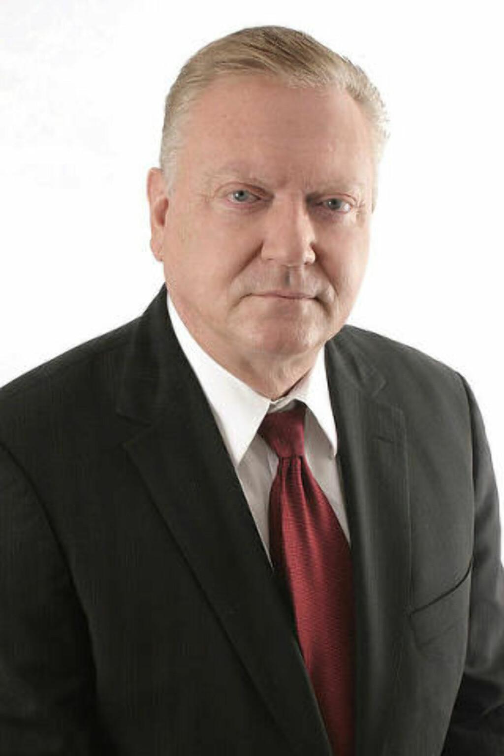 SØNN AV SPION: Jurgen Mossack har en svært spesiell familiehistorie, ifølge ICIJ. Foto: Wikipedia