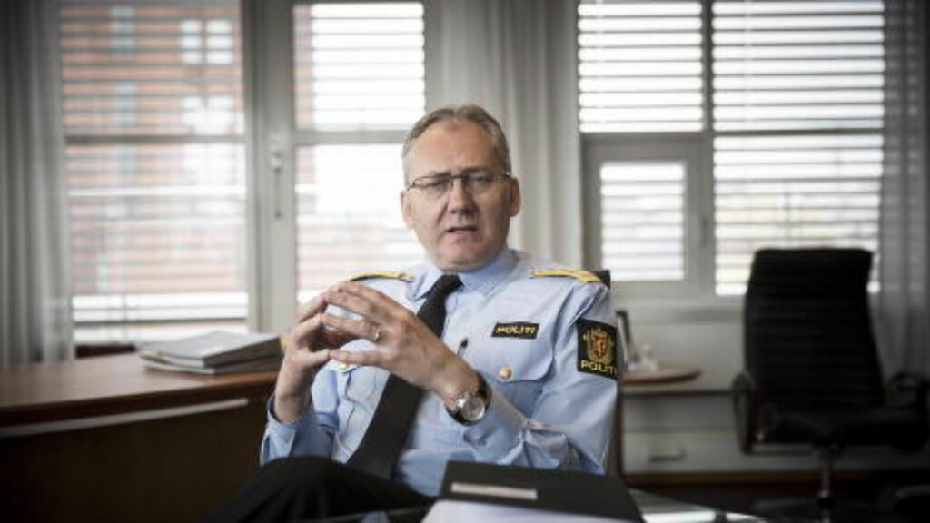 FÅR ANSVARET: Odd Reidar Humlegård, direktør i Politidirektoratet. Foto: Lars Eivind Bones / Dagbladet