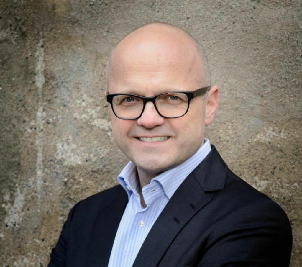 POSITIV: Klima- og miljøminister Vidar Helgesen ønsker det nye tiltaket mot matsvinn velkommen. Foto: BJØRN STUEDAL / KLD