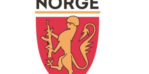 image: Plakat om «Krigsnasjonen Norge» ble for sterk kost for UD: Truer partiet Rødt med fengsel