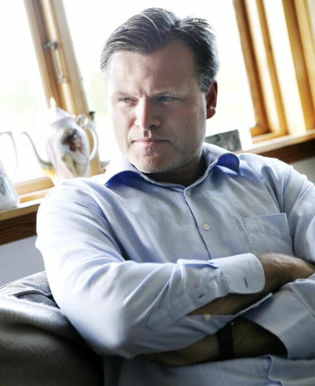UTFORDRER NORGE: Jurist og menneskerettighetsaktivist Marius Reikerås har fått en norsk barnevernsak gjennom nåløyet i Den europeiske menneskerettighetsdomstolen. Foto: Grete Bro