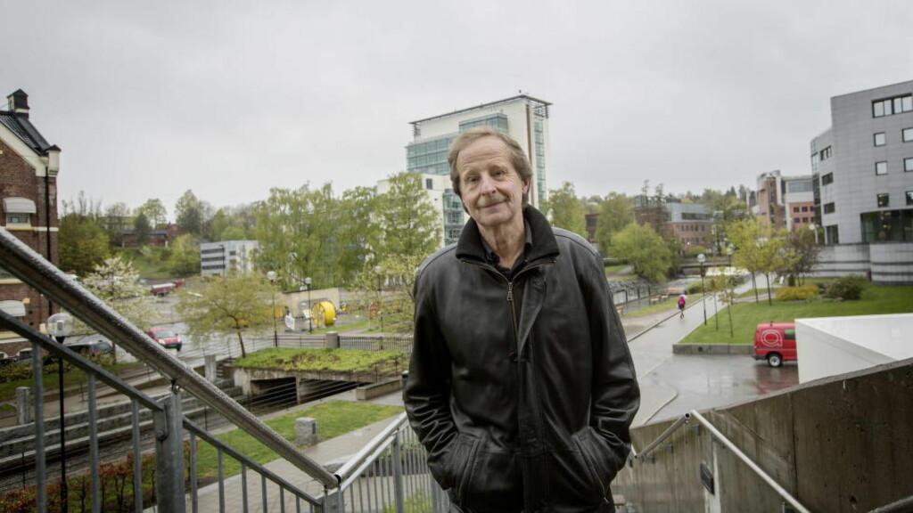 AVSLØRENDE: Kjartan Fløgstad avslører løgnene i vår selvforståelse, skriver anmelderen. Foto: Anita Arntzen