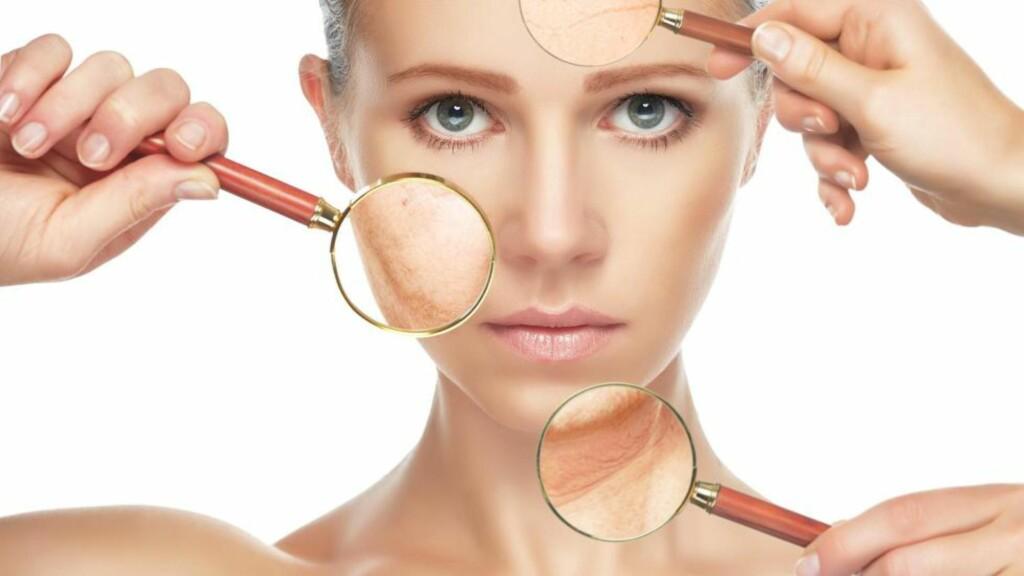 SUNN ELLER SYK: Huden kan varsle om helseplager eller avsløre tegn på sykdom. Vedvarende utslett og farge- eller konsistensforandringer er noe av det du bør være obs på. FOTO: SHUTTERSTOCK/ NTB SCANPIX