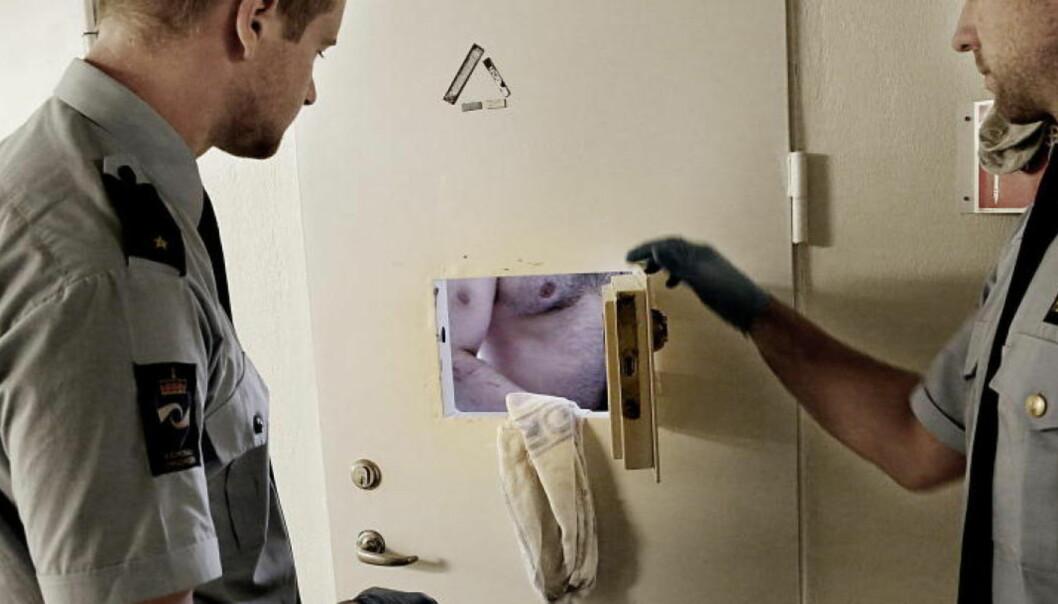 Kriminalomsorgsdirektoratet: - Jobber med rapport om de psykisk syke fangene