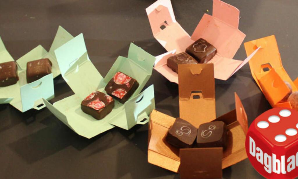 BEST I TEST: Sverre Sætres sjokoladekalender var en soleklar vinner.