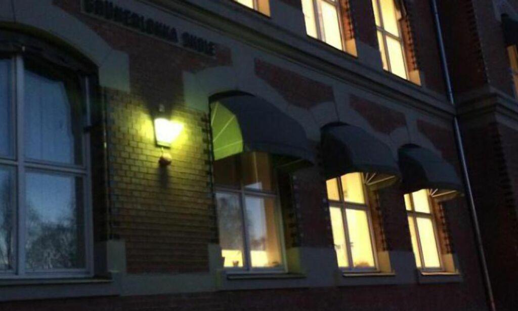image: Fire trusler mot norske skoler på to uker: - En bekymingsfull trend
