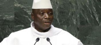 Gambia forbyr omskjæring av kvinner